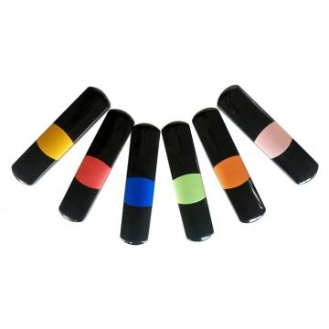 Hot sale Factory price CBD oil 0.5ml 1.0ml colorful disposable ceramic disposable vape pen